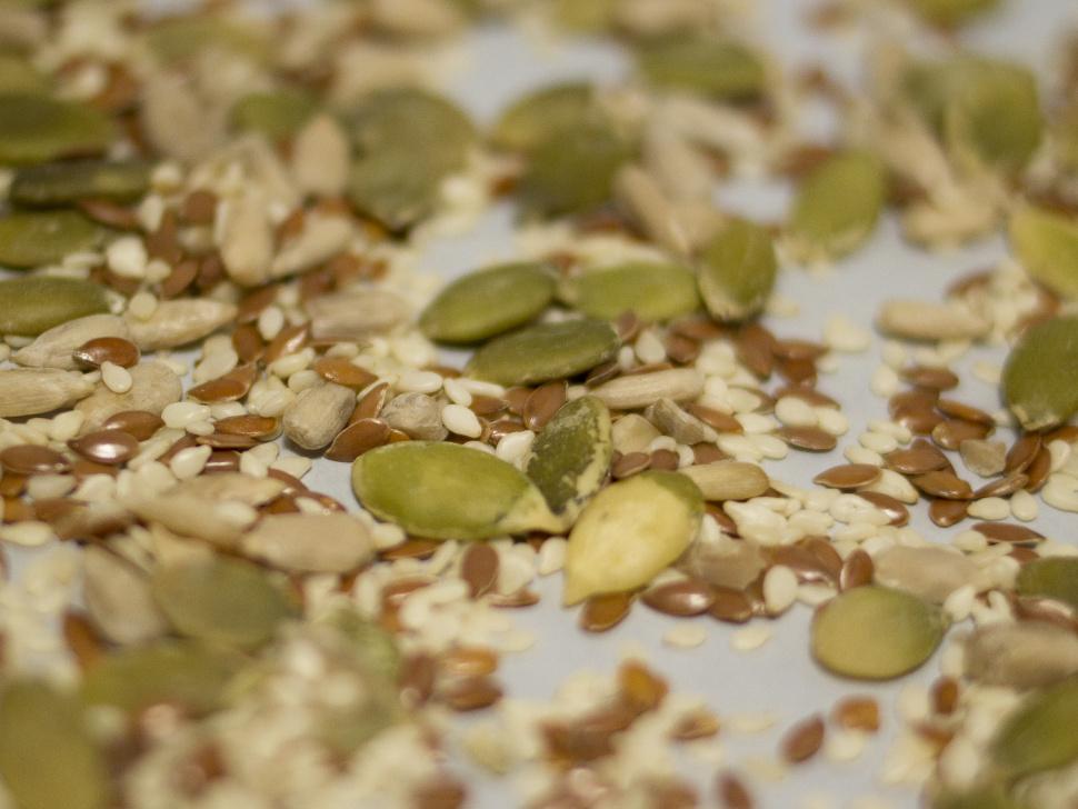 смесь семян для салатов в пятерочке